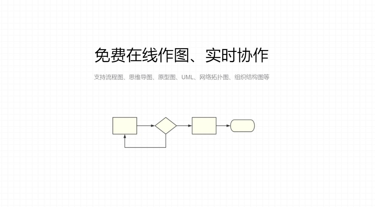 ProcessOn - 免费在线作图,思维导图,流程图,实时协作